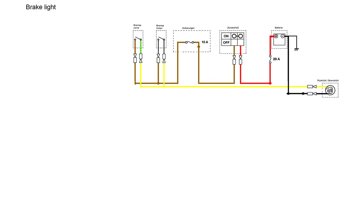 Yamaha Xs 400 Wiring - Technical Diagrams on
