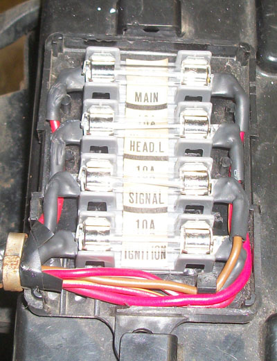 new fuse box yamaha xs400 forum Yamaha Motorcycles at n-0.co