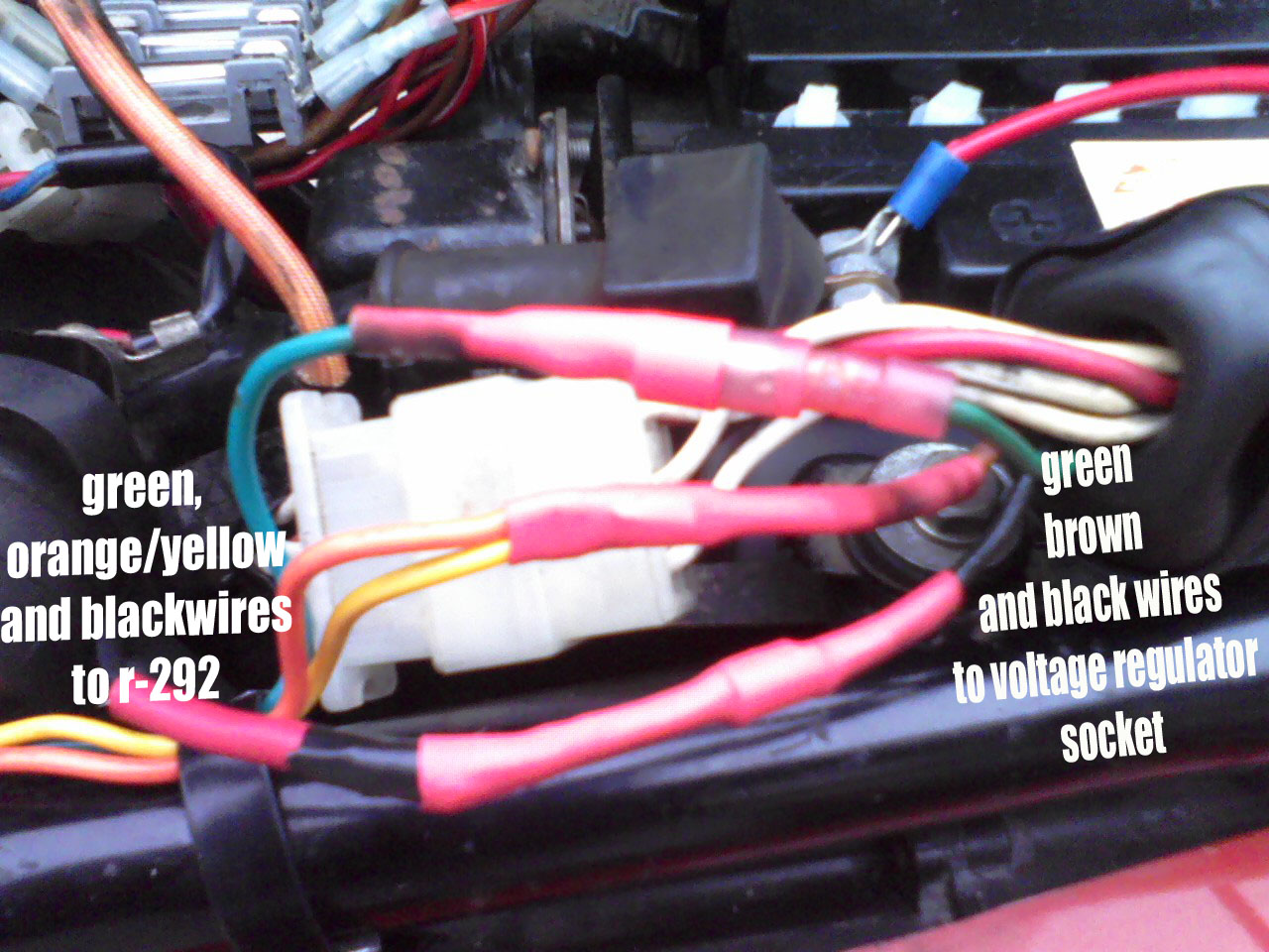 charging issues solved fixing a dead voltage regulator or dead how to fix regulator jpg
