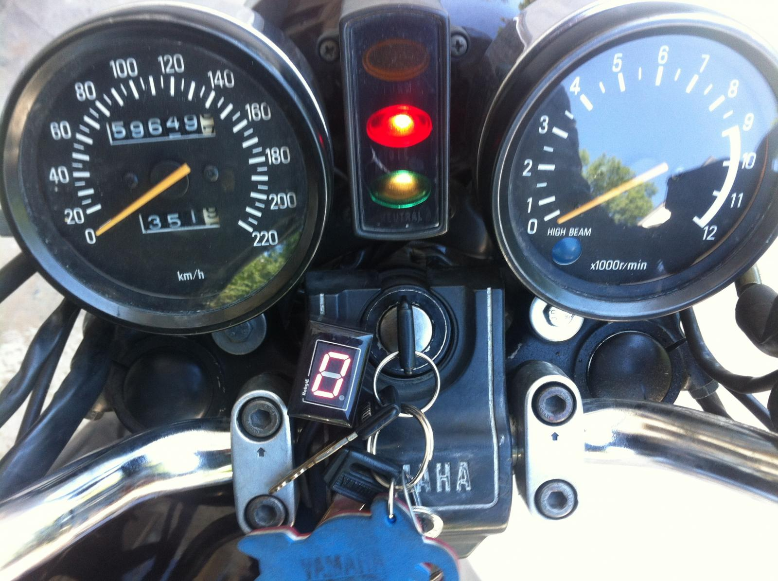 Rt100 Wiring Diagram 20 Images Diagrams Xj550 Tachometer Xs400 Yamaha Rt 100 At Cita