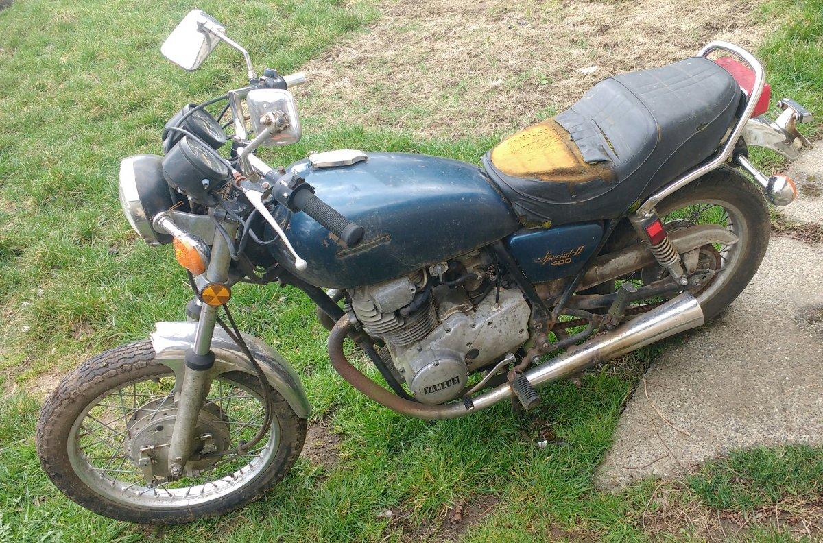 For Sale - - Parting 1980 XS400 Special II | Yamaha XS400 ForumYamaha XS400 Forum