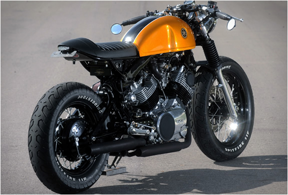 Cafe Racer Build | Yamaha XS400 Forum