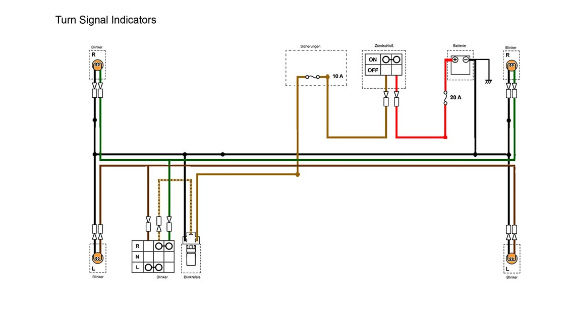 Yamaha XS400 Wiring Diagrams | Page 6 | Yamaha XS400 Forum on