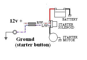 Starter Relay Wiring Yamaha Xs400 Forum