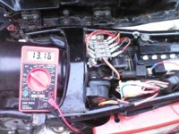 charging issues solved! fixing a dead voltage regulator, or dead Ignition Switch Wiring Diagram