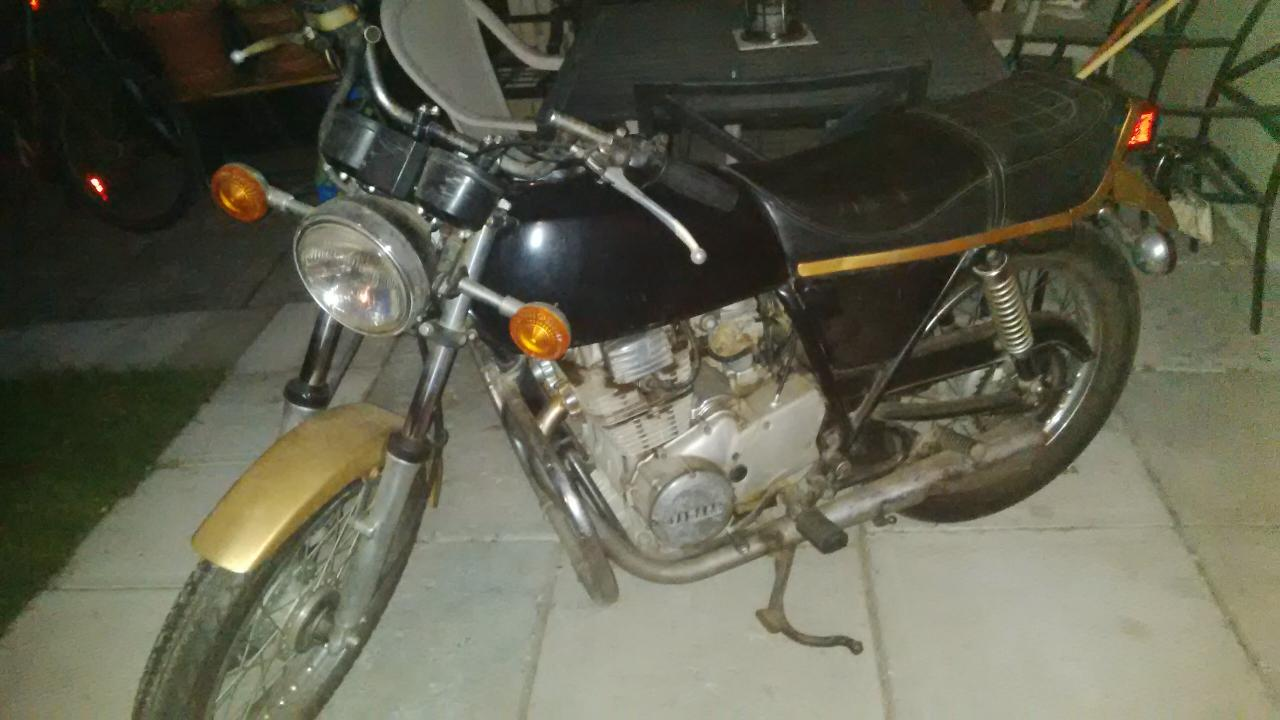 My New Xs360 Project Yamaha Xs400 Forum Xs 400 1977 1982 Service Manual This Bike Never Started Again Until 1981 So A Lots Of Verification To Do I Just Know The Engine Still Turning Picked Up And Have Nothing
