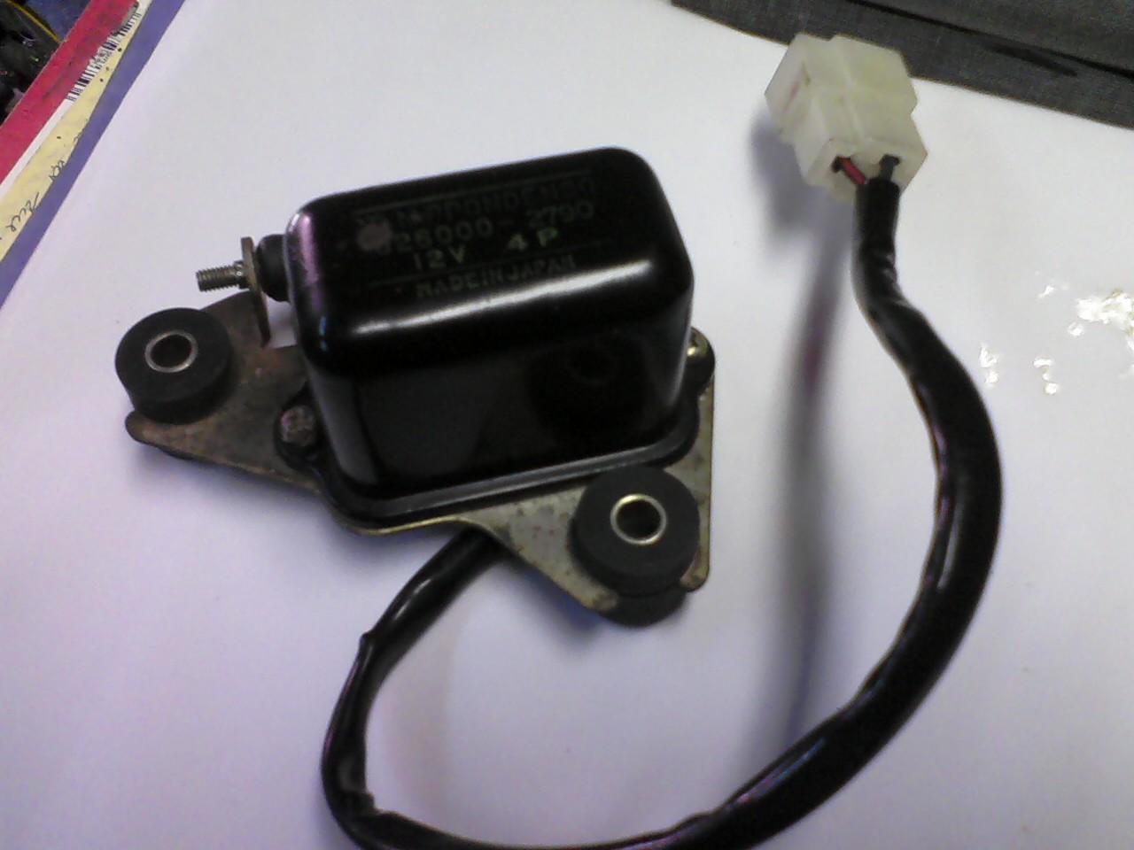 Rewiring Yamaha Xs