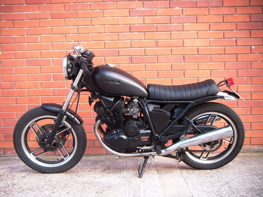 yamaha xs400 seca 1988 cafe racer yamaha xs400 forum. Black Bedroom Furniture Sets. Home Design Ideas